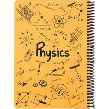 تصویر دفتر مشق فیزیک دات نوت | 100 برگ