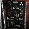تصویر دفتر مشق فیزیک   80 برگ