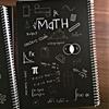 تصویر دفتر مشق ریاضی | 80 برگ