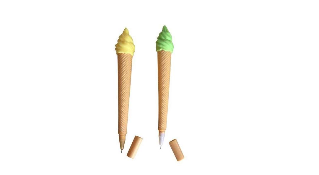 تصویر رواننویس طرح بستنی