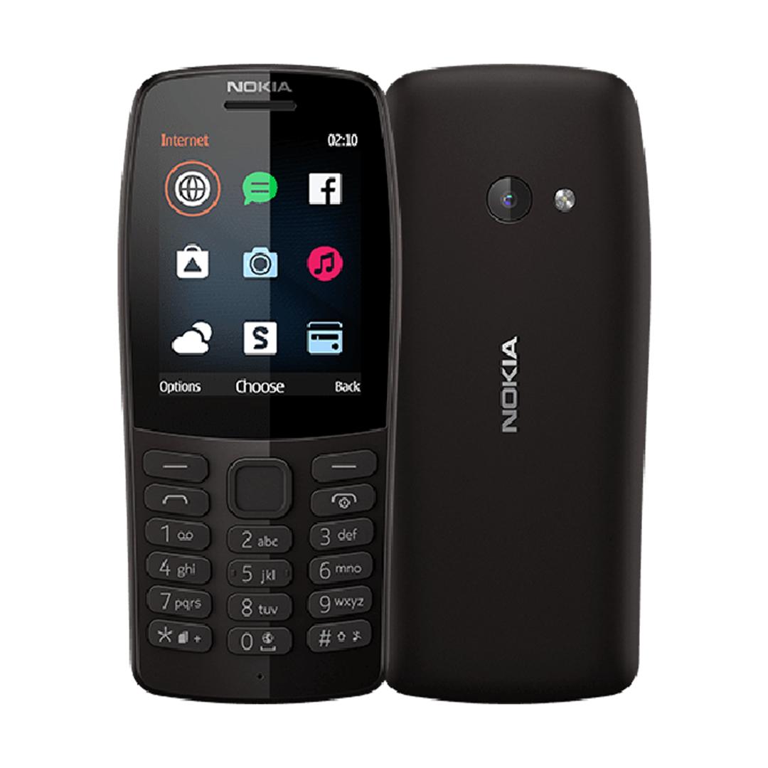 تصویر موبایل نوکیا مدل 210 | دو سیمکارت