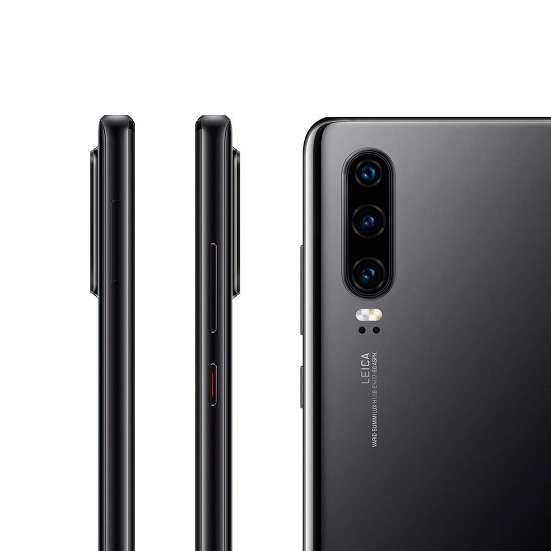 تصویر موبایل هواوی مدل P30   رم 6 گیگابایت، ظرفیت 128 گیگابایت، دو سیمکارت