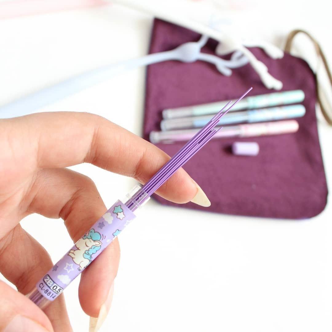 تصویر نوک مداد مکانیکی یونی کورن 5/. میلی متر