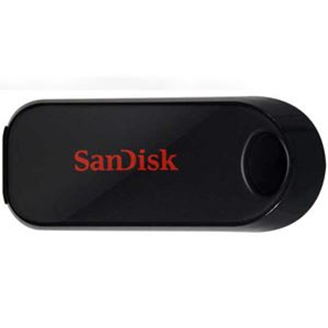 تصویر فلشمموری سندیسک مدل CZ62 | ظرفیت 64 گیگابایت، پورت USB 2.0