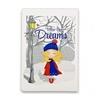 تصویر دفتر دات نوت طرح Dream رویا سایز A6