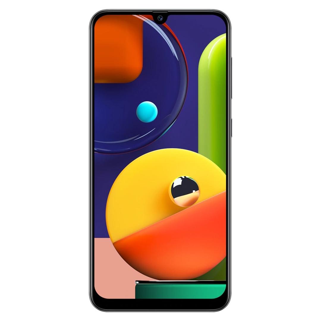 تصویر موبایل سامسونگ مدل Galaxy A50s | ظرفیت 128 گیگابایت، دو سیمکارت