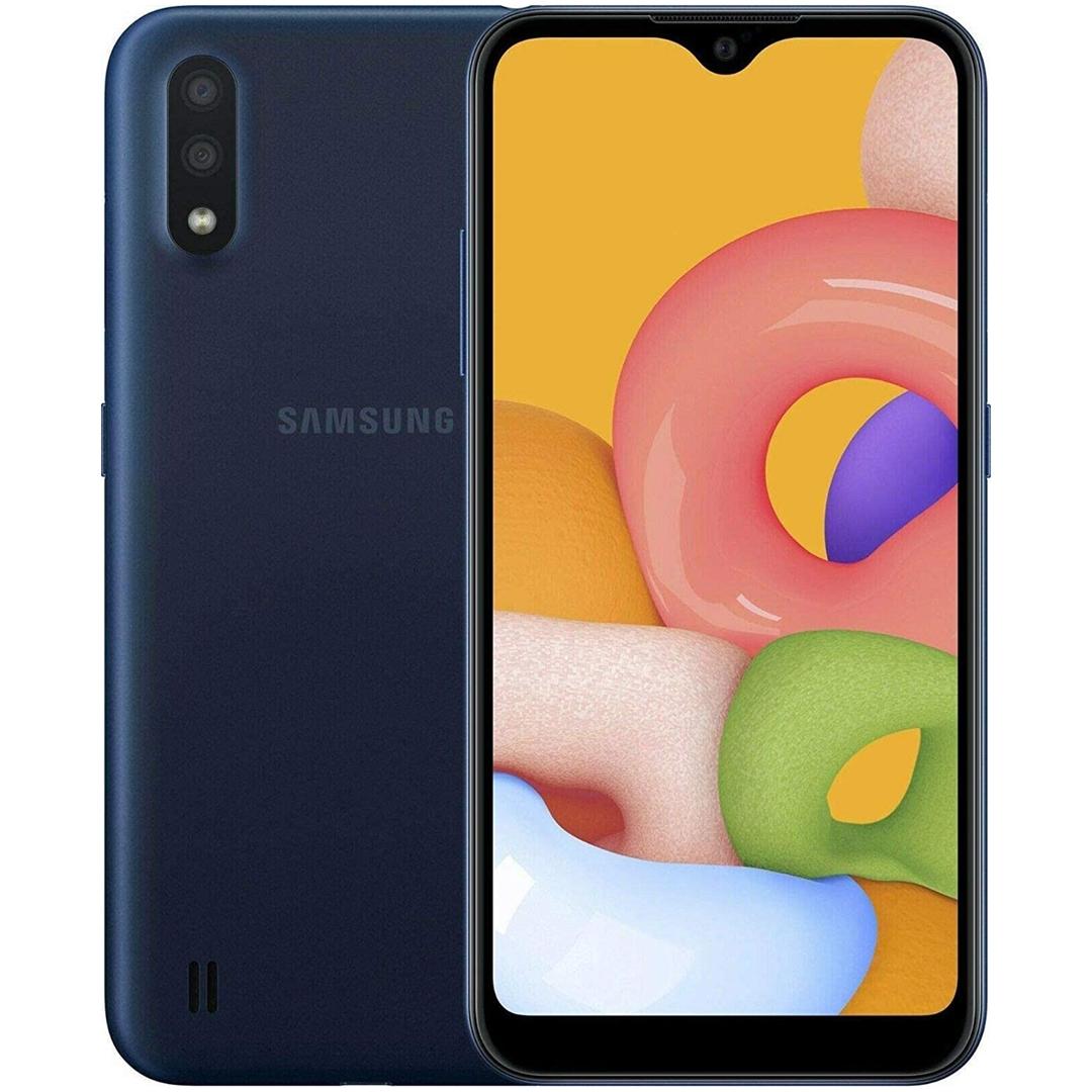 تصویر موبایل سامسونگ مدل Galaxy A01   ظرفیت 16 گیگابایت، دو سیمکارت