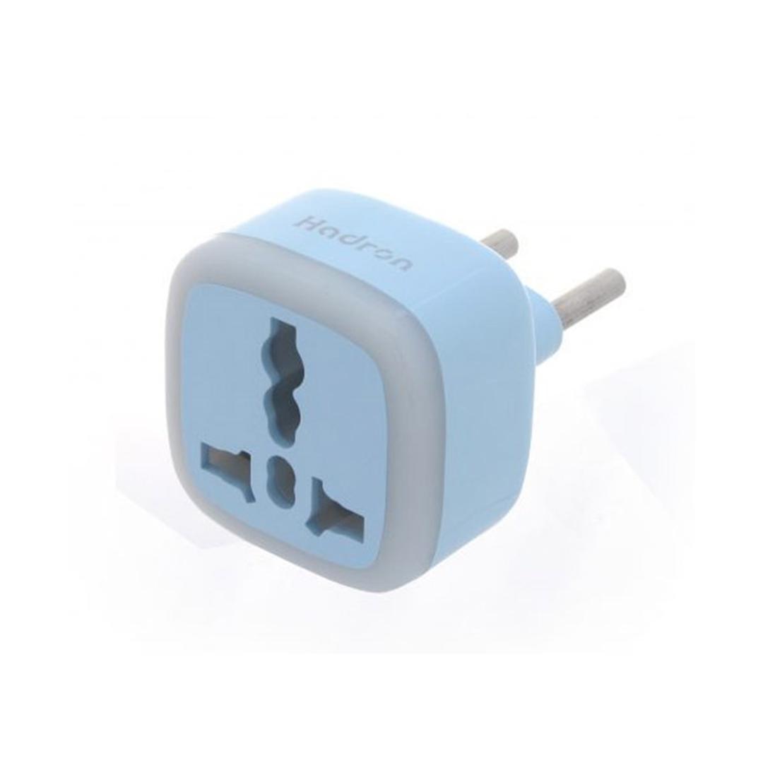 تصویر تبدیل دوشاخه برق هادرون مدل A10