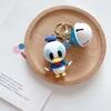 تصویر جاکلیدی زنگوله دار طرح اردک