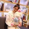 تصویر عروسک پولیشی ضد حساسیت یونی کورن ماه و ستاره