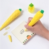 تصویر روان نویس اسکوییشی طرح آناناس