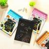 تصویر دفتر جادویی Scratch Note سایز A6