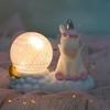 تصویر چراغ خواب رومیزی یونی کورن 11-53