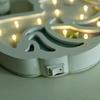 تصویر چراغ خواب دیواری یونی کورن 2-53