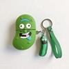 تصویر کاور ایرپادز طرح Pickle Rick