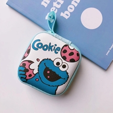 تصویر کیف هندزفری طرح Cookie