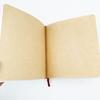 تصویر دفتر جلد چرمی کلیپس مدل 1435