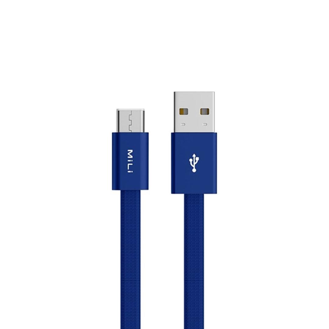 تصویر کابل USB-C می لی مدل HX-T61