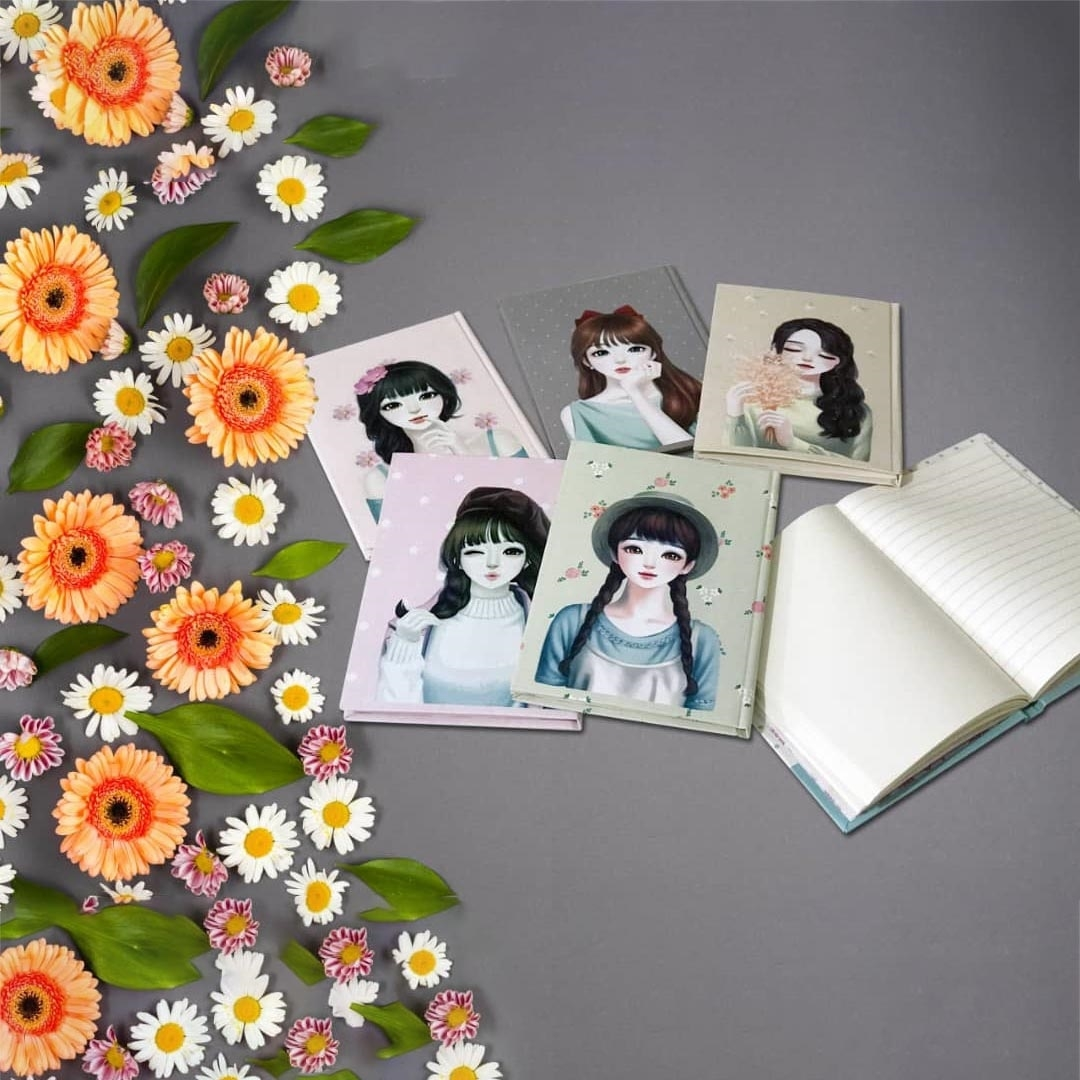 تصویر دفتر طرح دختر