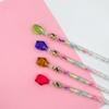 تصویر خودکار رنگین کمانی طرح الماس
