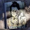 تصویر دفتر 60 برگ لاین نوت وزیری طرح دختر و دوربین
