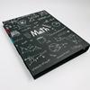 تصویر دفتر کلاسوری ریاضی طرح فرمول دات نوت