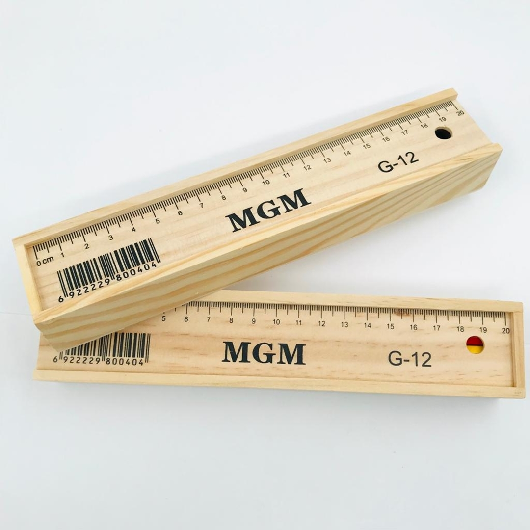 تصویر مداد رنگی 12 رنگ MGM مدل G-12