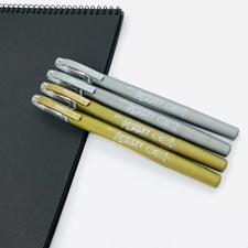 تصویر خودکار  Gel Pen مخصوص سیاهبرگ