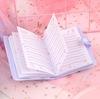 تصویر دفترچه یونی کورن به همراه خودکار مدل E-001