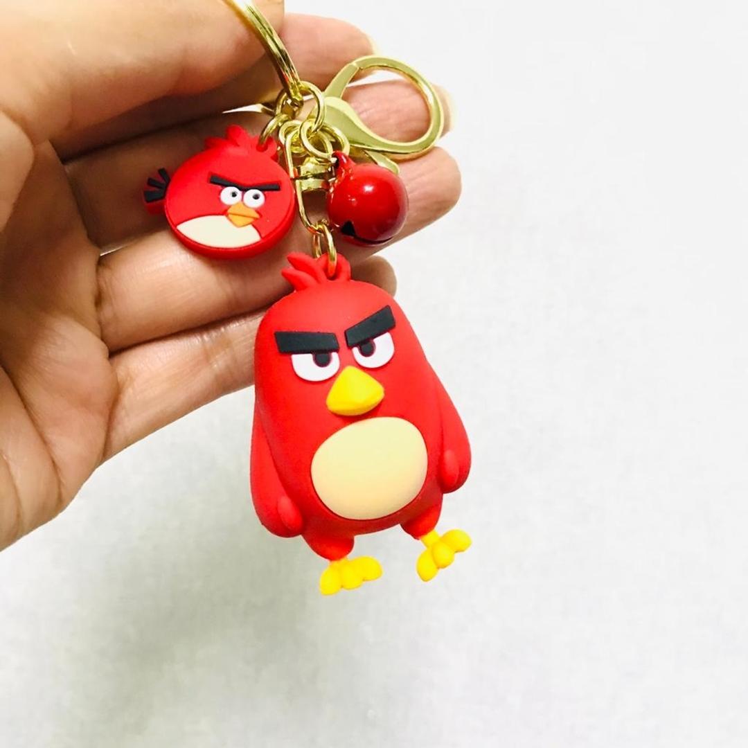 تصویر جاکلیدی فانتزی طرح  Angry Birds