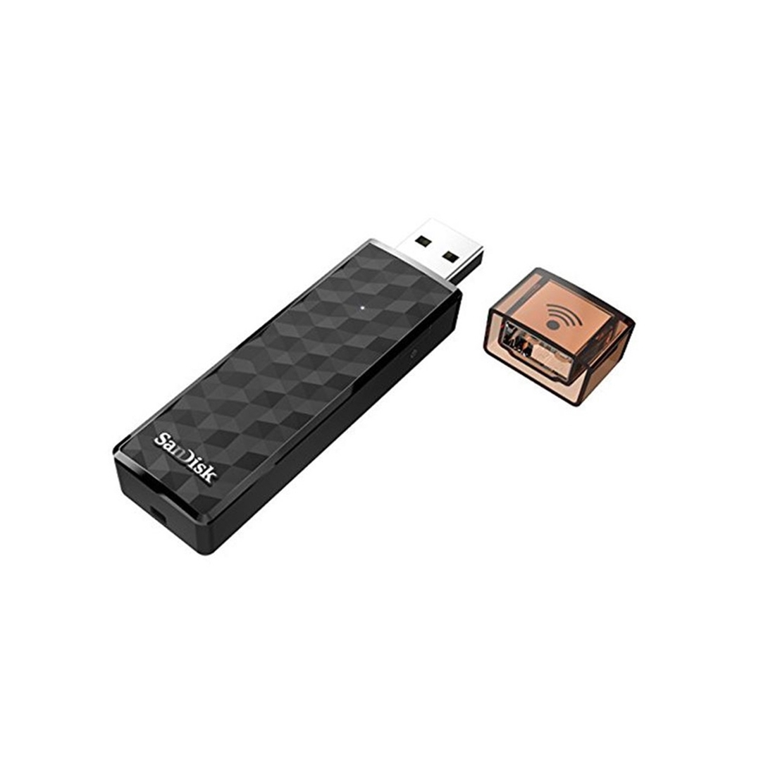 تصویر فلش مموری سن دیسک مدل Connect Wireless Stick | ظرفیت 16 گیگابایت