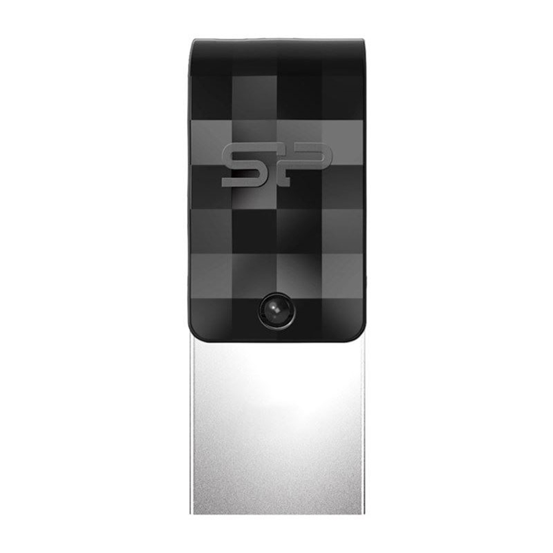 تصویر فلش مموری سیلیکون پاور مدل Mobile C31 | ظرفیت 16 گیگابایت