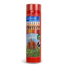 تصویر مداد رنگی 24 رنگ فابرکاستل مدل 115827
