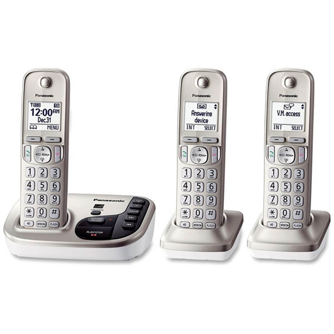 تصویر تلفن بی سیم پاناسونیک مدل KX-TGD223