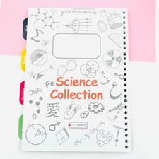 تصویر یدک دفتر کلاسوری  My Science