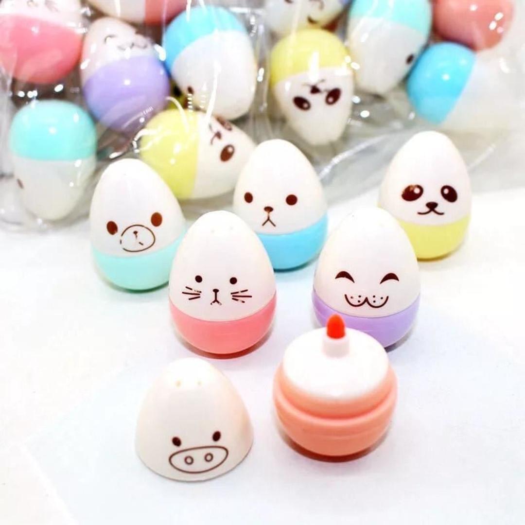 تصویر هایلایتر Egg تخم مرغ تک عددی