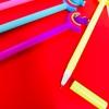 تصویر روان نویس یونی کورن هلال رنگین کمان