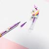 تصویر مداد فشنگی طرح یونی کورن