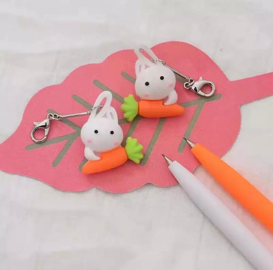 تصویر مداد مکانیکی هویج خرگوشی