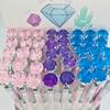 تصویر خودکار رنگین کمانی الماس