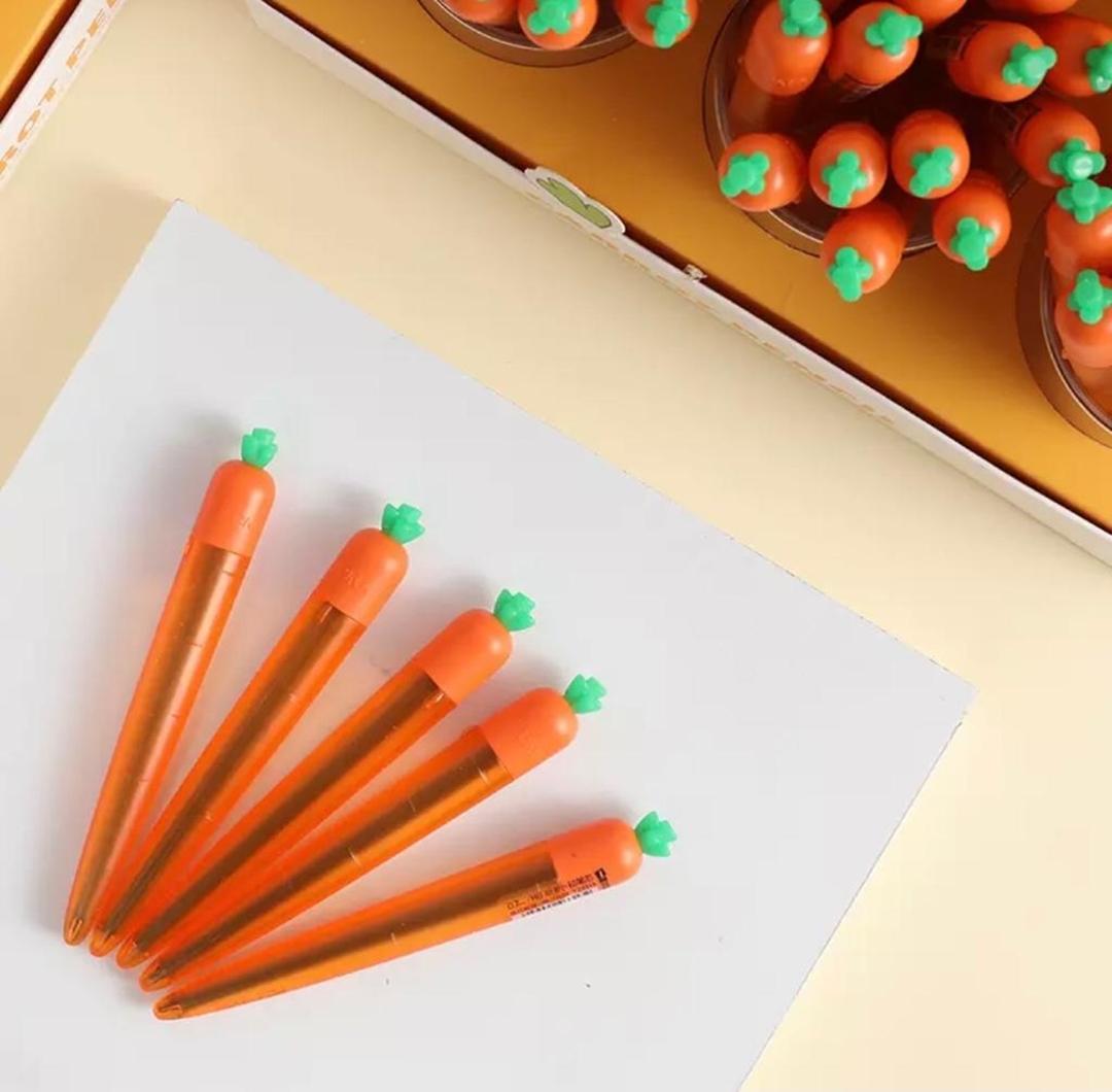 تصویر نوک مداد مکانیکی طرح هویج
