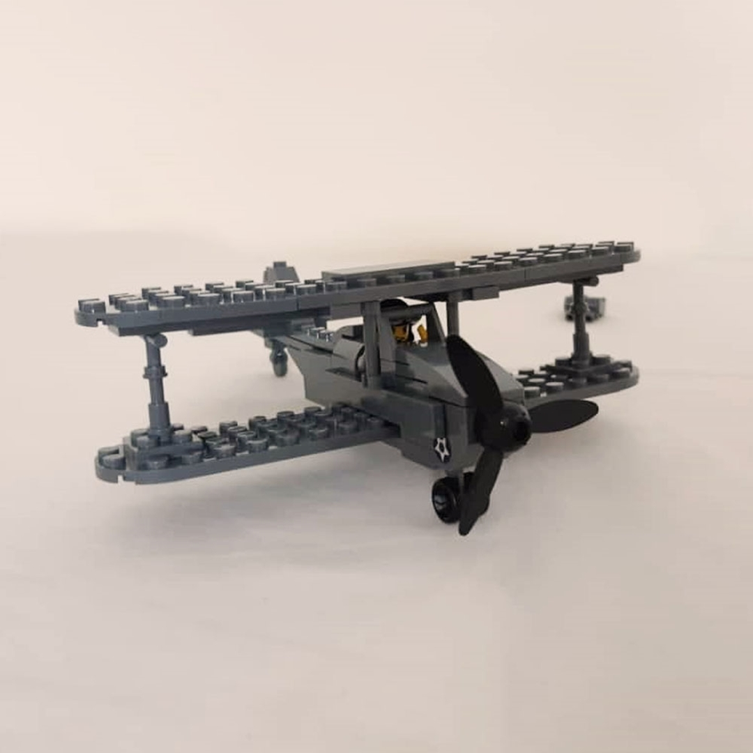 تصویر لگو JIE Star مدل 23058 - Second War