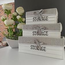 تصویر باکس های سه عددی نظم دهنده Storage