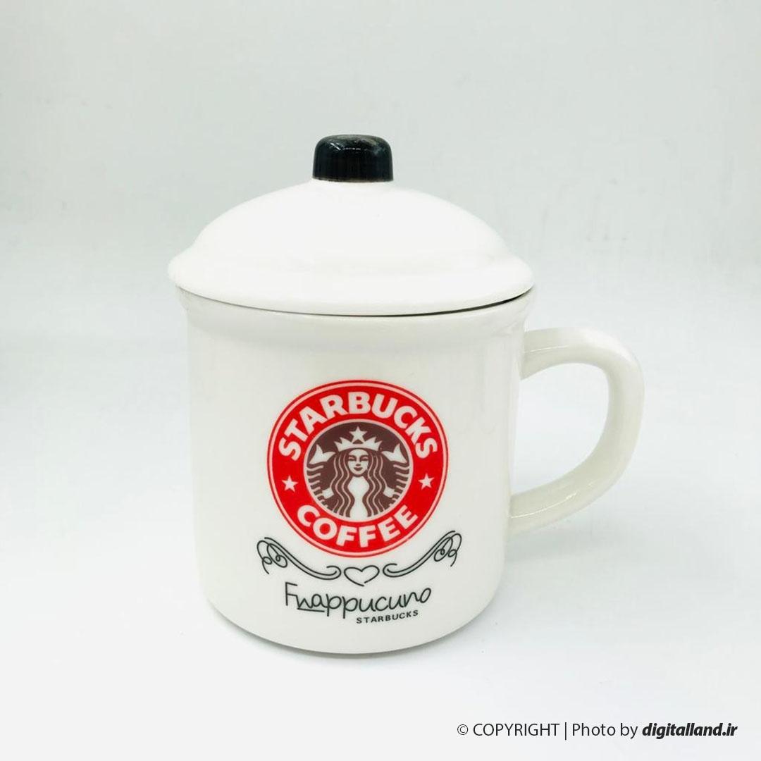 تصویر ماگ سايز بزرگ استارباكس Starbucks