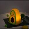 تصویر چراغ خواب لمسی طرح آووکادو