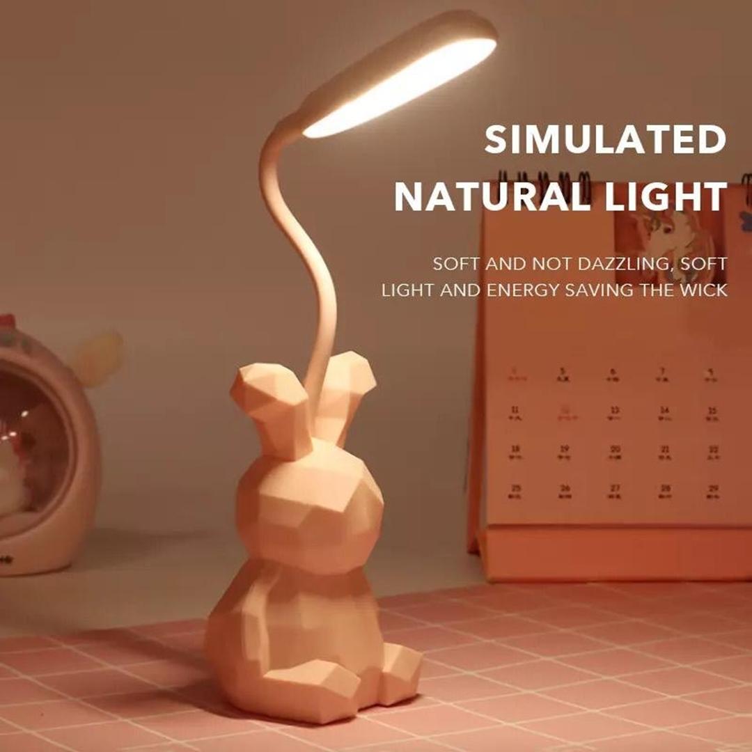 تصویر چراغ مطالعه طرح سه بعدی 3D