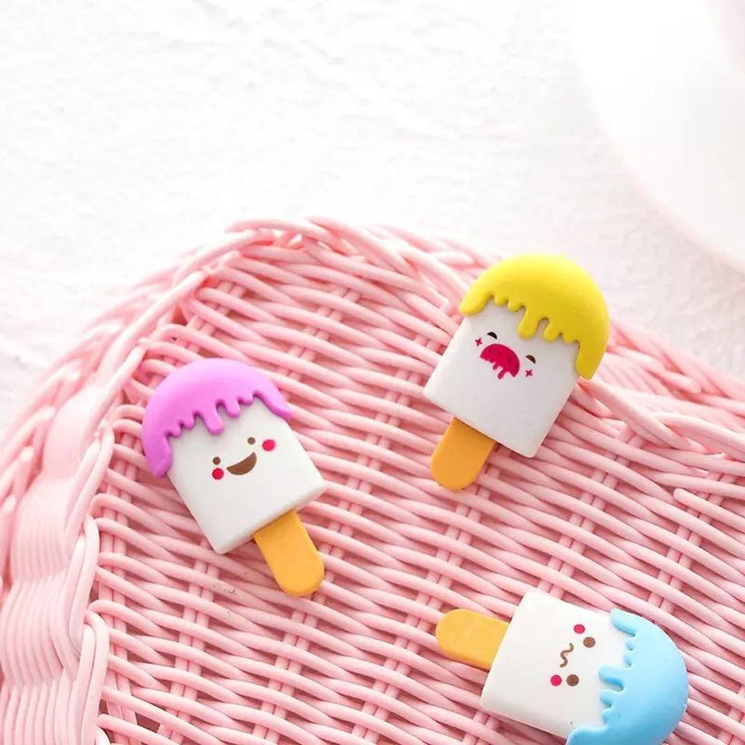 تصویر پاک کن SONGYEA طرح بستنی