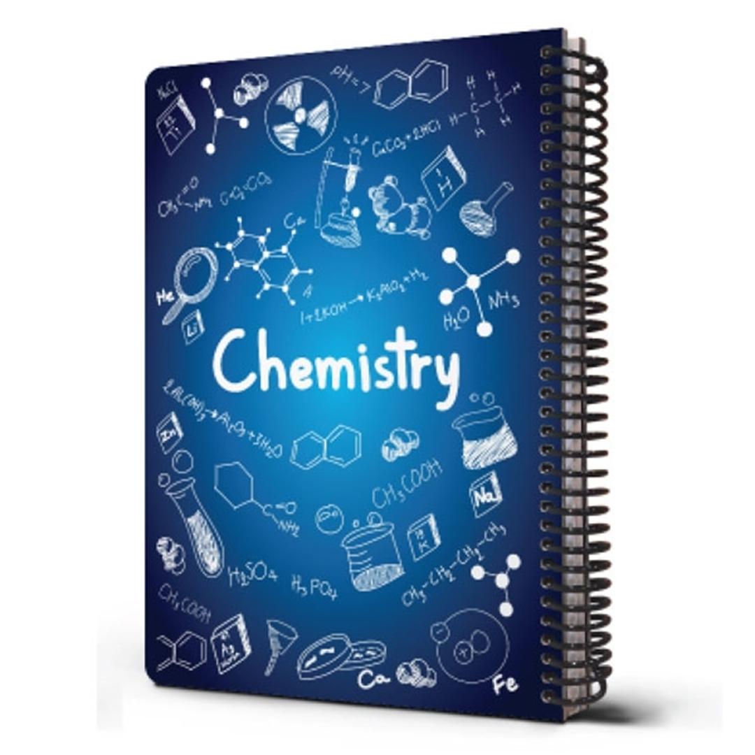 تصویر دفتر مشق دات نوت مدل Science درس شیمی