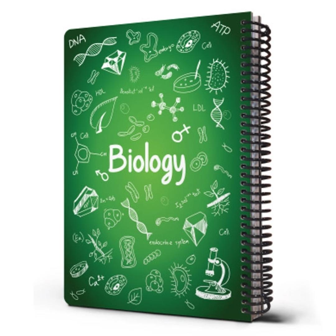 تصویر دفتر مشق دات نوت مدل Science درس زیست