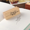 تصویر مهر چوبی Merrytree طرح ساکورا